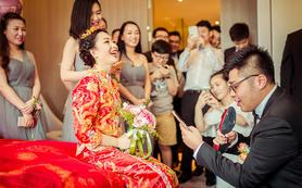 【本月特价】今禧|婚礼跟拍|首席双机档出品