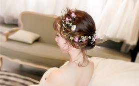 【Cynthia 造型】新娘早妆+上门服务+饰品