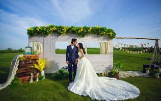 【19摄影】婚纱照 风的午后