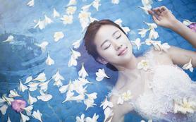 【特色主题】别墅私属泳池拍摄|演绎浪漫美人鱼
