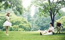 【自然风】春夏清新浪漫绿色系婚纱套系