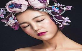 艾蔓总监弟子班昆明学化妆时尚新娘造型专业化妆培训
