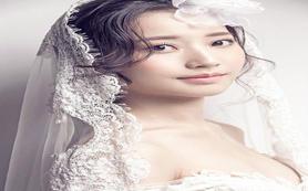 艾蔓总监昆明新娘妆单妆唯美清新简约妆容婚礼化妆
