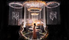 【典酷创意策划】网红同款-高端西式婚礼-《光芒》