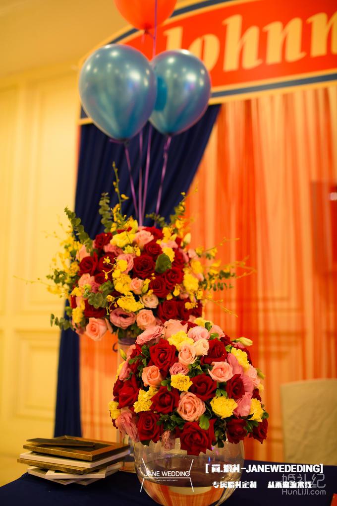 『简.婚礼』定制套餐▪宝宝百日宴