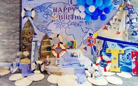 生日派对:大力水手——奔向未来