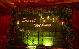 『多喜爱婚礼』紫金山庄红色系主题婚礼