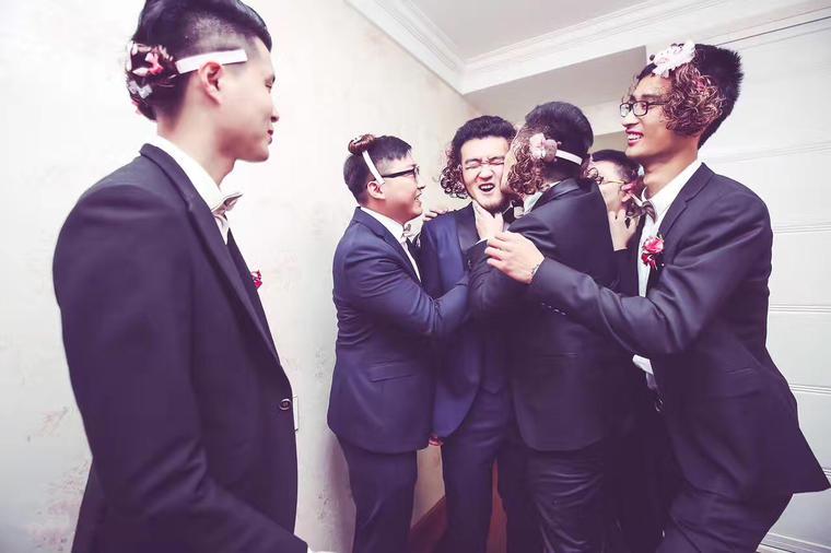 【FengStudio枫映像】唯美婚礼跟拍