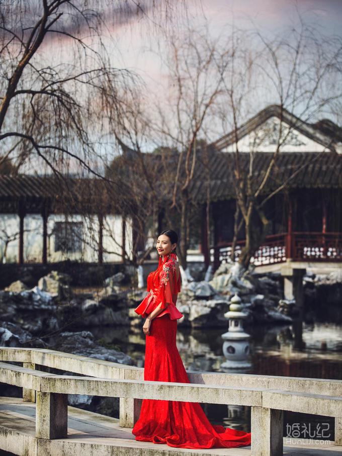 最美江南 •畅拍 千年古镇+苏州园林 +6服6造
