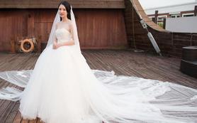 iwedding高定设计款婚纱单品租赁