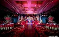 智诚和平酒店婚礼主题餐厅