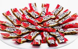 德芙巧克力散装(购喜糖,送糖盒,免费装盒)