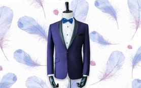 王子高级礼服定制—意大利进口面料维达莱超值三件套