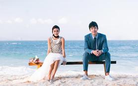 金夫人旅拍【海景婚纱照】蜜月旅拍~全球旅拍