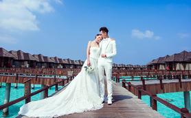 全球旅拍【马尔代夫】私人定制~蜜月婚纱照