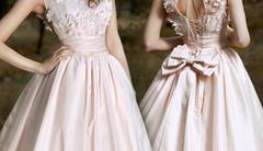 婚礼需要仪式感  拖尾战袍不来一件?