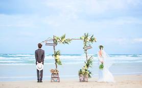 【世界光影】奢华内景+外景拍摄婚纱套系