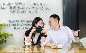 【活动价¥199】Oneday情侣照+视频