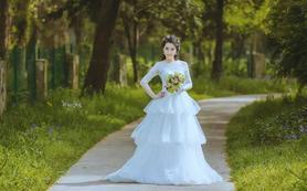 [婚礼购]经典婚纱四件套加伴娘服租赁