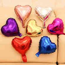 满30元包邮铝膜气球爱心气球星星气球婚房装饰
