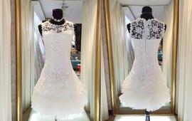 纯白色小礼服现价只需200