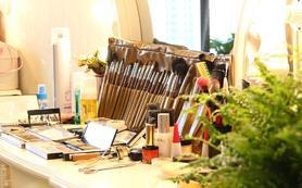 【谜砂造型】金牌化妆师全程跟妆3套造型森系自然