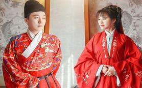 长乐未央—婚前.迎亲.婚礼.全程汉式礼仪指导