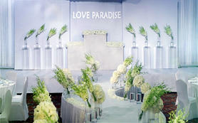 【真品婚礼】 LOVE PARADIS