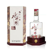 【婚宴用酒】水井坊臻酿八号 52度 500ml(特价)