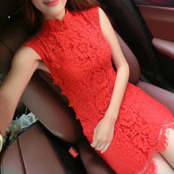敬酒服新娘夏季结婚新款短款韩版公主晚礼服小礼服鱼尾无袖