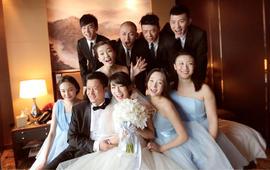 吴京谢楠婚礼官方视频拍摄套系