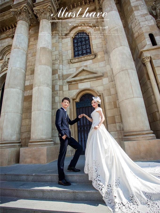 拍摄风格:欧式婚纱照,森系婚纱照 拍摄景点:亚特兰斯,第九区研发基地
