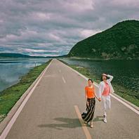 摄影总监丽江+香格里拉+泸沽湖3天拍摄送浴缸房