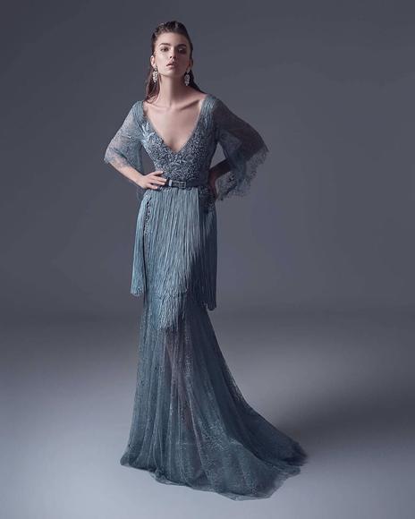 【婚纱礼服】华丽闪耀大气风格的品质礼服欣赏
