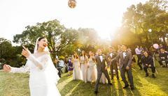 一生一次的婚礼,大婚当天这5个镜头必拍!