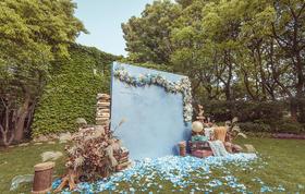 【得丘园】50-80人小型婚礼之选/户外草坪婚礼