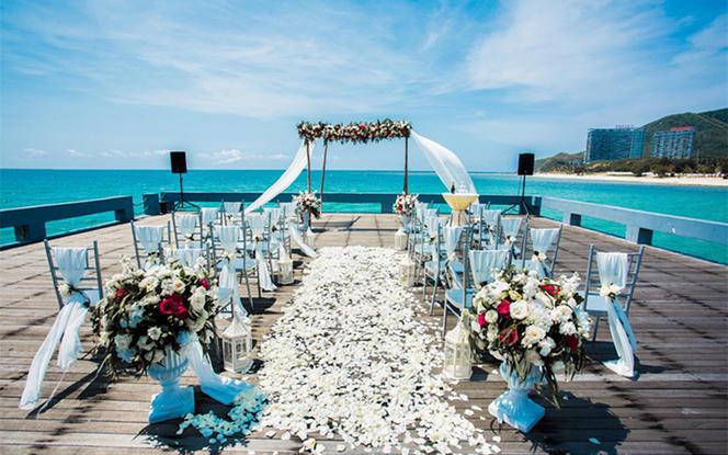 爱完美婚礼丨半山半岛洲际 深深爱你