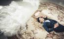 金色米兰,滨湖汉城系列,写意淡雅唯美韩式婚纱