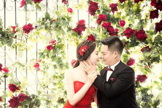 【韩国艺匠客照欣赏】《你在故我爱》