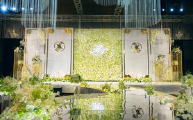 【盛典婚礼】《Glamour》大连君悦酒店