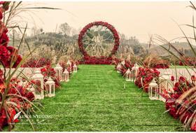 【亚诺婚礼】缘●农村坝坝宴户外婚礼