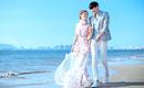 青岛海派旅拍 全国包邮 蜜月酒店 海景基地