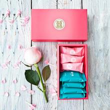 糖生糖太长方形成品含糖喜糖盒子婚礼喜庆创意喜糖盒结婚伴手礼