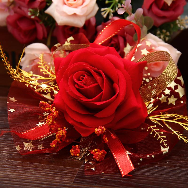 微信头像婚庆鲜花