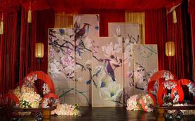 【喜来屋国际婚礼会所】中国风——《红妆》