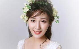 云姐造型Modeling 跟妆2造型唯美定制妆容