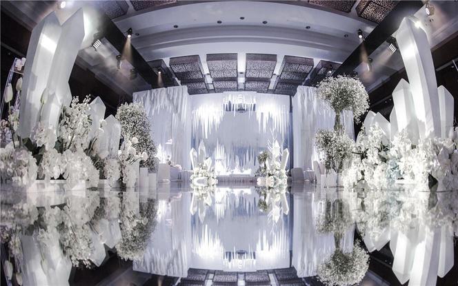 匠心婚礼美学-冰雪纯白-源于艺术