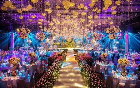 匠心婚礼美学-爱情落叶-源于艺术