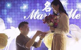 【特惠套餐】【浪漫求婚+双机资深婚礼摄像】