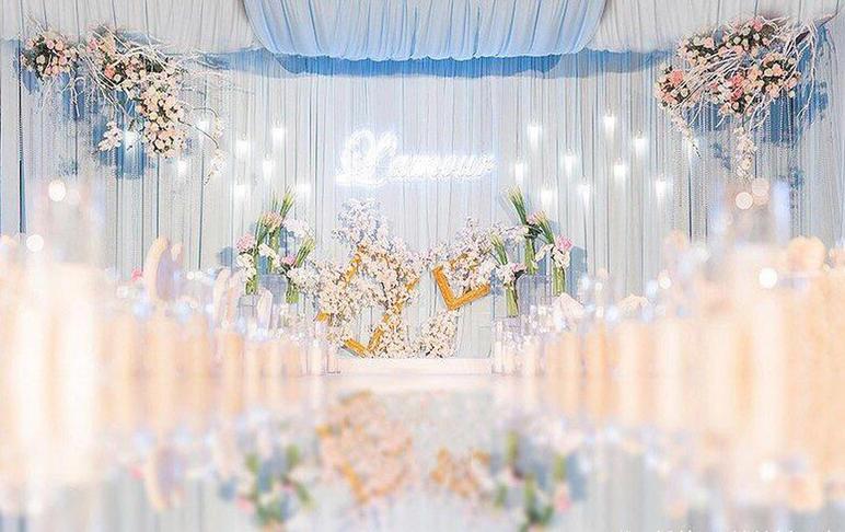 【安小静婚礼定制】超性价比五折婚礼套餐(含司仪)